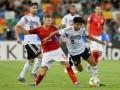 Евро U-21: Германия пробилась в полуфинал, Дания сильнее Сербии