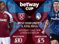 Вест Хэм сыграет спарринг против Аталанты