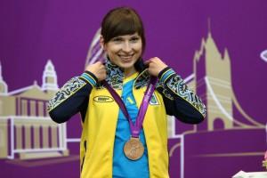Елена Костевич принесла Украине первую медаль Лондона-2012