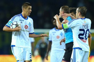 Динамо опустило руки после второго пропущенного мяча