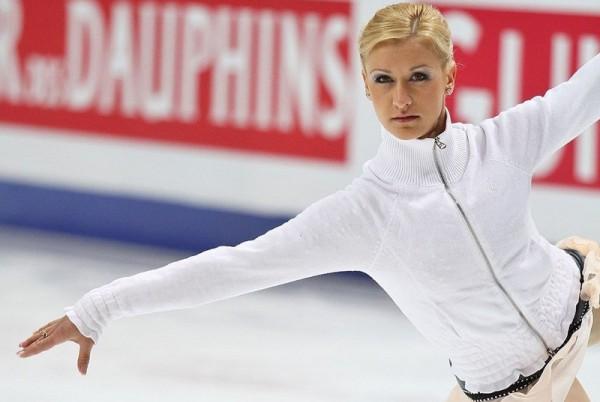 Татьяна Волосожар - золотая медалистка Сочи