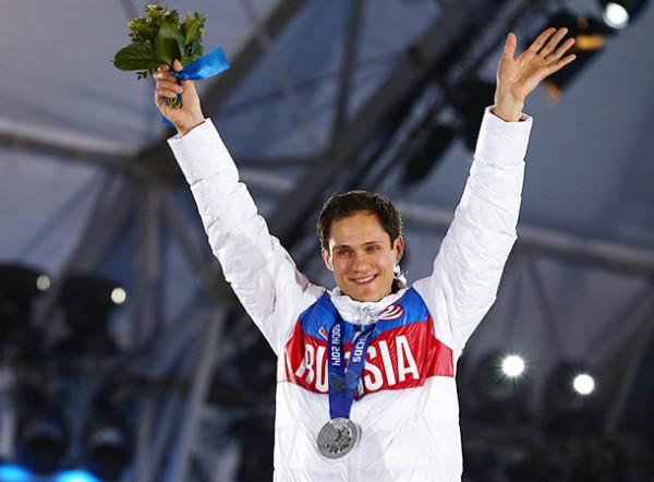 Владимир Григорьев выиграл серебро для России