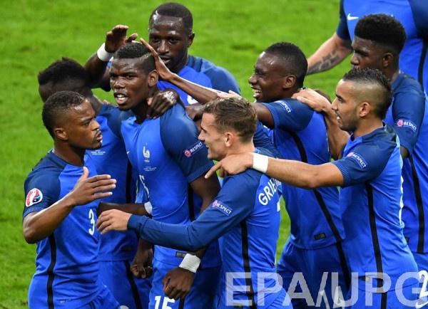 Прогноз на матч Германия - Франция от букмекеров