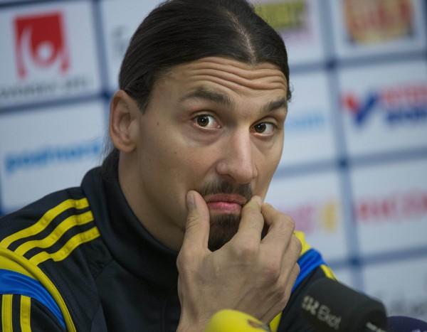 Златан Ибрагимович хочет стать олимпийцем