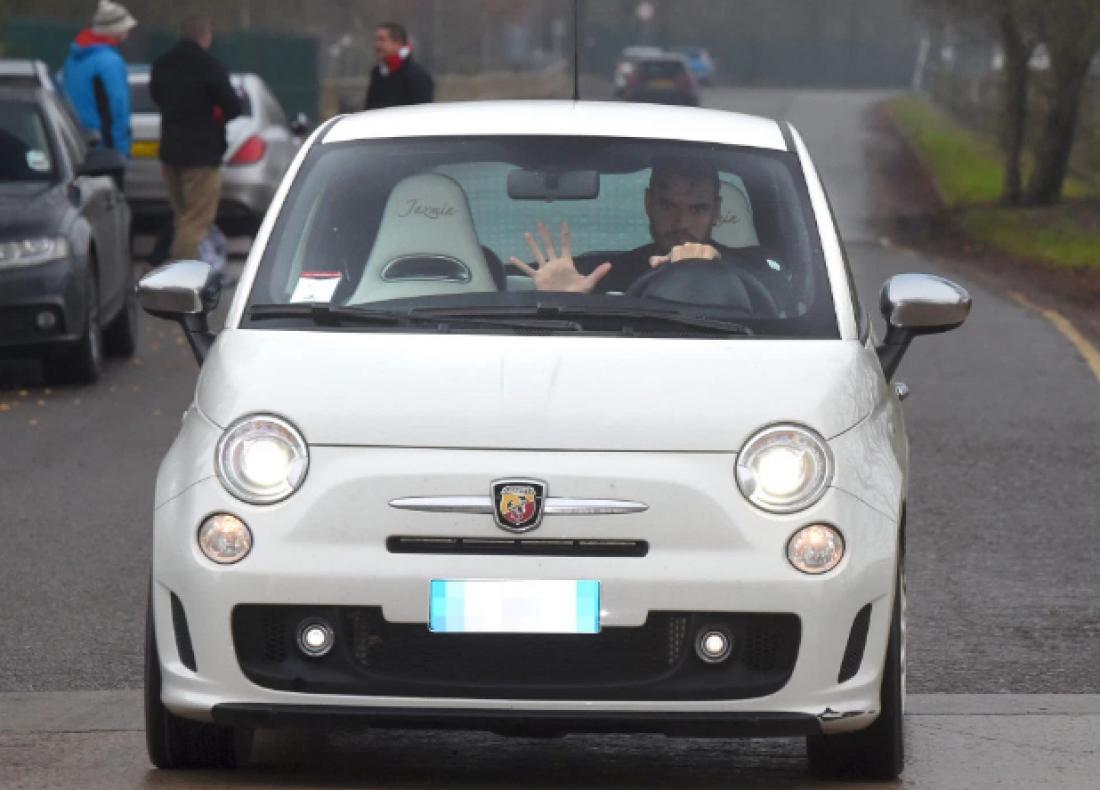 Скромный Fiat Серхио Ромеро