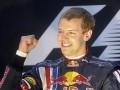 Феттель выиграл квалификацию Гран-при Сингапура