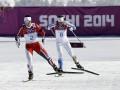 Сочи-2014: Легендарная Бьорген завоевала золото в лыжных гонках