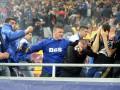 В Румынии на матче отбора Евро-2016 фанаты подрались с полицией (фото, видео)