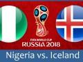 Нигерия – Исландия 2:0 как это было