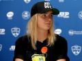 Свитолина: Я ожидала, что матч против Мертенс будет очень сложным