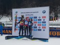 Биатлон: Бе выиграл масс-старт в Рупольдинге