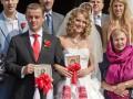 Первая ракетка Украины Катерина Бондаренко вышла замуж