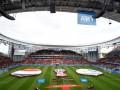 ФИФА объяснила наличие пустых мест на матче Египет – Уругвай