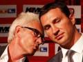 Менеджер Кличко назвал дату возвращения Владимира в ринг