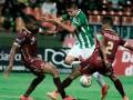 Фанатка пыталась зарезать футболиста в финале Кубка Колумбии