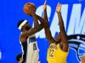 НБА: Лейкерс разобрался с Орландо, Новый Орлеан уничтожил Денвер