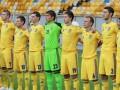 Украинская молодежка проиграла отборочный матч хорватам