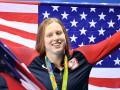 Американская пловчиха: Пойманные на допинге Гэтлин и Гэй не должны быть в команде