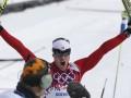 Швейцарец Дарио Колонья стал двукратным олимпийским чемпионом в скиатлоне
