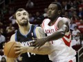 NBA: Миннесота набирает 129 очков в Хьюстоне