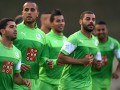 Футболистам Алжира разрешили позавтракать перед матчем с Германией