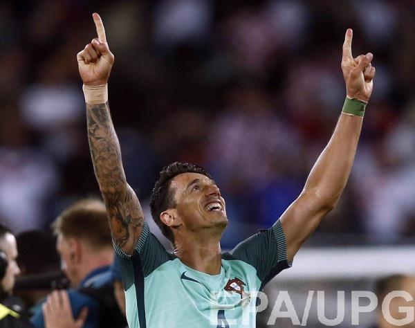 Фонте оценил успех сборной Португалии