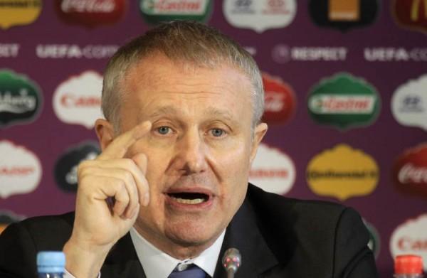 Григорий Суркис – снова кандидат в члены Исполкома UEFA