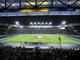 Красавец стадион / Фото Николая Лазаренко / Пресс-служба Президента Украины