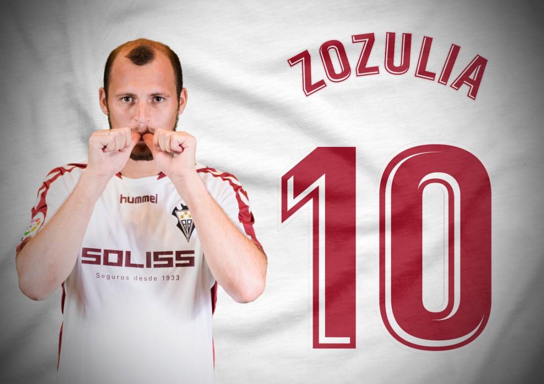 Роман Зозуля выбрал новый игровой номер