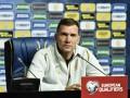 Шевченко об игре с Францией: У нас есть план на игру