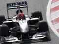 Михаэль Шумахер доволен доработкой машины