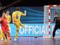 Футзал: Украина с честью покидает Евро-2014
