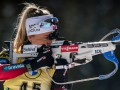 Биатлон: Экхофф выиграла спринт в Эстерсунде, Пидгрушная - лучшая из украинок