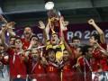 Названа символическая сборная Евро-2012, Иньеста - лучший игрок