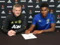Рэшфорд продлил контракт с Манчестер Юнайтед