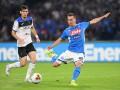 Наполи - Аталанта 2:2 видео голов и обзор матча чемпионата Италии