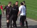 Во время матча Первой лиги едва не подрались два главных тренера
