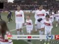 Штутгарт отгрузил Герте пять безответных мячей