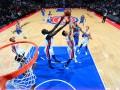 НБА: Детройт крупно обыграл Орландо, Денвер разгромно проиграл Хьюстону