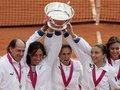 Кубок Федерации: Итальянки обошли россиянок, украинки - сербок