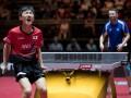 13-летний японец обыграл легенду настольного тенниса
