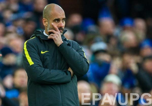 """Гвардиола: «Может, это янедостаточно хорош для """"Манчестер Сити""""»"""