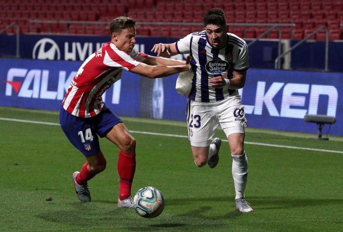Атлетико - Вальядолид: обзор матча