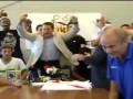 Реакция игроков Оспиталета на попадание на Барселону