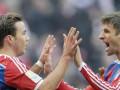 Бавария перед матчем с Шахтером отправила восемь мячей в ворота Гамбурга