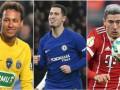 Реал хочет создать атакующее трио Неймар - Левандовски - Азар - Marca