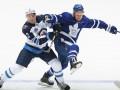 НХЛ: Виннипег справился с Торонто