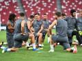 Арсенал не будет тренироваться в Киеве