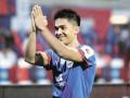 Футболист сборной Индии обошел Месси по количеству голов за сборную