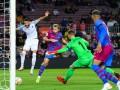 Барселона спаслась от поражения в матче против Гранады